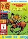 Strips - Barnabeer - Suske en Wiske weekblad 24