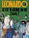 Comics - Leonardo - Is er 'n genie in de zaal?