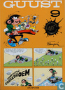 Comics - Gaston - Guust 9