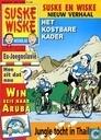 Strips - Basta! - Suske en Wiske weekblad 43