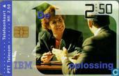 IBM MKB-lijn, de oplossing