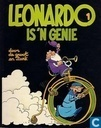 Strips - Leonardo - Leonardo is 'n genie