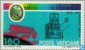 Postzegels - Vaticaanstad - Angelo Secchi