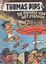 Strips - Thomas Pips - De duivels van het stadion