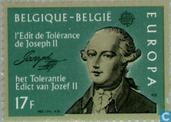 Postage Stamps - Belgium [BEL] - Europe – Historical events
