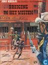 Comics - Blueberry - Dreiging in het westen