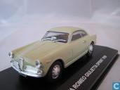 Model cars - Edison Giocattoli (EG) - Alfa Romeo Giulietta Sprint