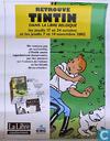 Affiches et posters - Bandes dessinées - Retrouve Tintin dans La Libre Belgique