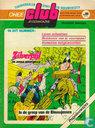 Strips - Ohee Club (tijdschrift) - In de greep van de blauwjassen