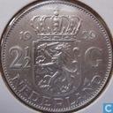 Coins - the Netherlands - Netherlands 2½ gulden 1959