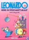 Strips - Leonardo - Genie in driekwartsmaat