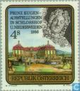 Postzegels - Oostenrijk [AUT] - Tentoonstelling Prinz Eugen