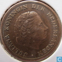 Coins - the Netherlands - Netherlands 1 cent 1965