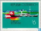 Postzegels - Oostenrijk [AUT] - Euregio Bodensee
