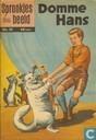 Comic Books - Domme Hans - Domme Hans