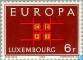 Timbres-poste - Luxembourg - Europe – C.E.P.T.