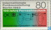 Postage Stamps - Berlin - Int. electronics fair