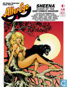 Comic Books - Alter Ego (tijdschrift) (USA) - Alter Ego 21