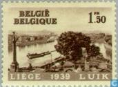 Postage Stamps - Belgium [BEL] - Exhibition of water Liège