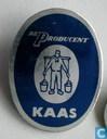 De Producent Kaas (staand ovaal) [blauw]
