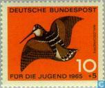 Briefmarken - Deutschland, Bundesrepublik [DEU] - Vögel