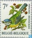 Postage Stamps - Belgium [BEL] - Birds