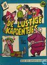 Comic Books - Lustige Kapoentjes, De - De lustige kapoentjes 6