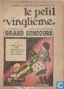 Bandes dessinées - Tintin - Le Petit Vingtième 37