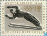 Postzegels - Oostenrijk [AUT] - Olympische Spelen