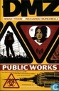 Comic Books - DMZ - Public works