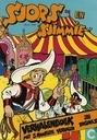 Strips - Sjors en Sjimmie - Verhalenboek met 3 komplete verhalen
