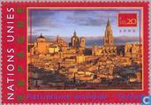Postage Stamps - United Nations - Geneva - World Heritage Spain