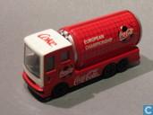 Model cars - Edocar - Tankauto 'Coca-Cola' EK