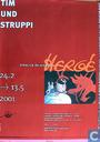 Poster - Comic books - Tim und Struppi : Ein Blick ins Atelier