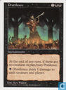 Trading cards - 1997) Fifth Edition - Pestilence