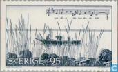 Postzegels - Zweden [SWE] - Toerisme - Roslagen