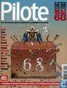 Strips - Pilote spécial (tijdschrift) (Frans) - Pilote Spécial mai 1968 mai 2008