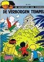Strips - Jommeke - De verborgen tempel