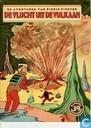 Bandes dessinées - Martin le Malin - De vlucht uit de vulkaan
