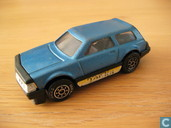 Model cars - Tonka - Tonka personenwagen, blauw