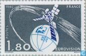 Postage Stamps - France [FRA] - Eurovision