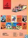 Comic Books - 4 Helden, De - De 4 helden en de gestolen Picasso