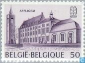 Timbres-poste - Belgique [BEL] - Abbayes
