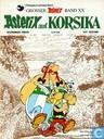 Bandes dessinées - Astérix - Asterix auf Korsika