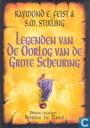 Boeken - Legenden van de oorlog van de grote scheuring - Robbie de Hand
