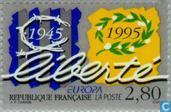 Postage Stamps - France [FRA] - Europe - Peace and Freedom