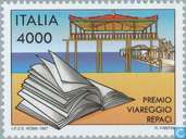 Postage Stamps - Italy [ITA] - Literature