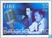 Postzegels - Ierland - 75 jaar radio