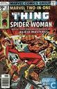 Bandes dessinées - Spider-Woman [Marvel] - Marvel two-in-one