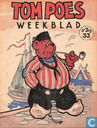 Comic Books - Bumble and Tom Puss - 1949/50 nummer 33